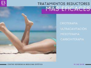 Los tratamientos eficaces para la reducción de la grasa localizada