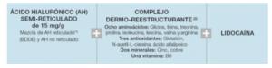 Teosyal Redensity II en Eternal beauty Clinics
