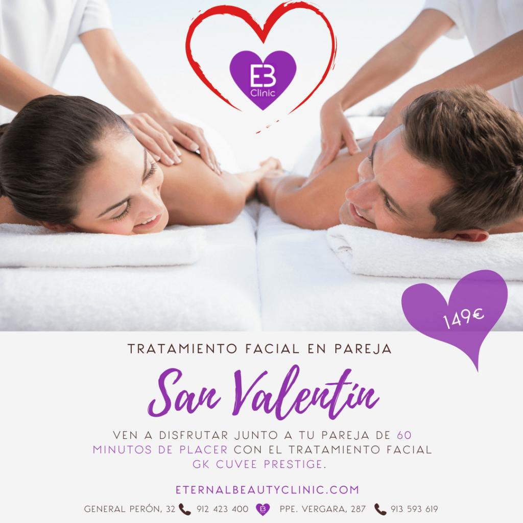 Celebra San Valentin en Eternal Beauty Clinic