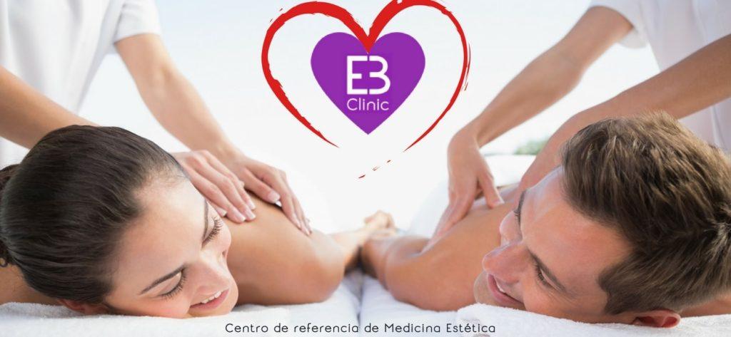 tratamiento facial en pareja eternal beauty clinic