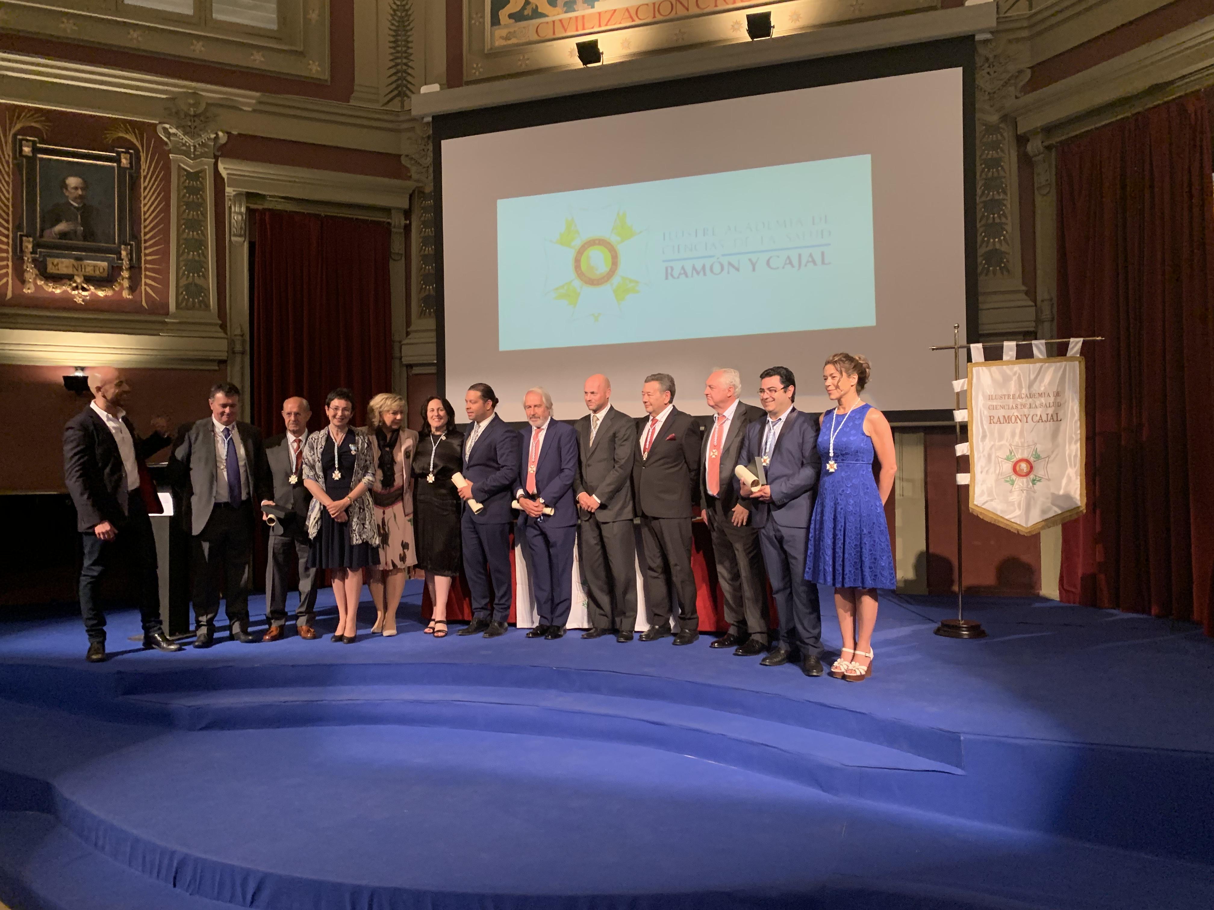 Dunia Sánchez Premio