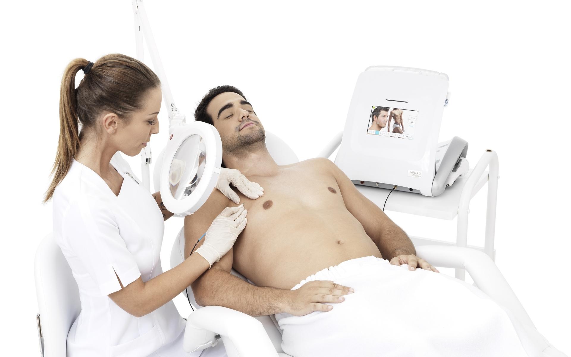 electrodepilacion o depilacion electrica
