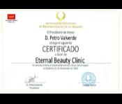 premio-asociacion-española-de-imagen-para-eternal-beauty-clinic