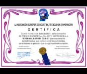 Premio Asociación españoal de industria y tecnología